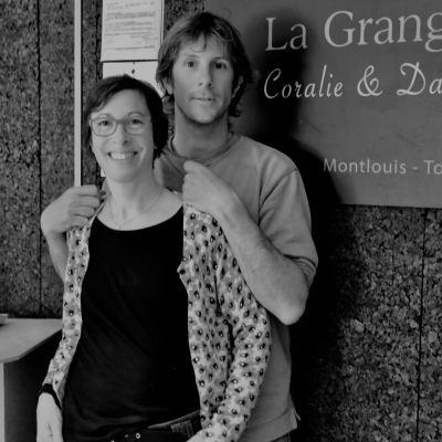 Coralie and Damien Delecheneau
