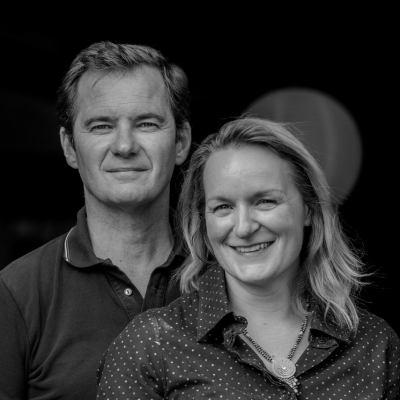 Philippe and Diane Cauvin
