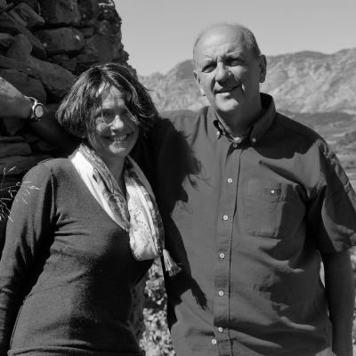Cathy and Robert Pouderoux