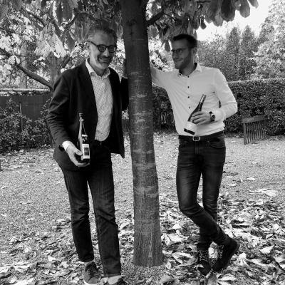 Franz and Franz Prechtl