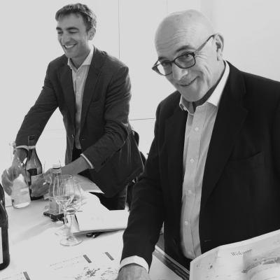 Giuseppe and Aldo Vaira