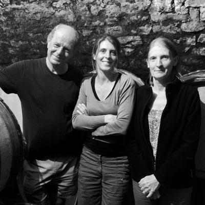 Adeline, Solange and Gabriel Tribut