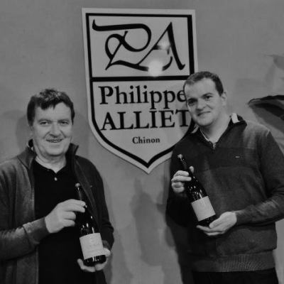 Philippe and Pierre Alliet